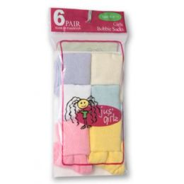 Kid's Socks Assorted Sizes Of 9-11 36 pack