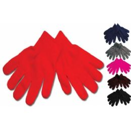 KIDS MAGIC GLOVE BLACK ONLY 96 pack
