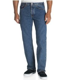Mens Classic Fit Original Denim Jeans 24 pack