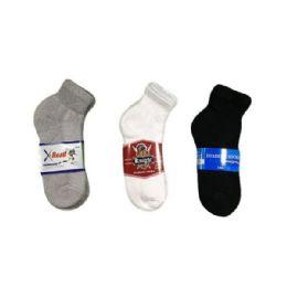 Womans Diabetic Ankle Sock 144 pack