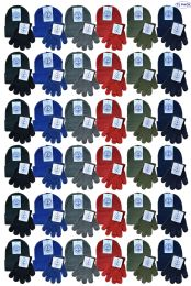 Yacht & Smith Wholesale Kids Beanie and Glove Sets (Beanie Glove Set, 72) 72 pack