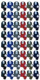 Yacht & Smith Wholesale Kids Beanie and Mitten Sets Ages 2-8 144 pack
