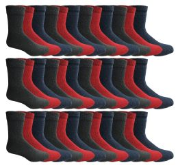 Yacht & Smith Women's Warm Thermal Boot Socks 180 Pair Pack 180 pack
