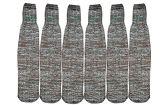 6 Pairs Of SOCKSNBULK Mens Merino Wool Camouflage Tube Socks And Boot Socks 6 pack
