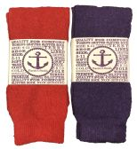 Yacht & Smith Womens Thermal Non Slip Tube Socks, Gripper Bottom Cold Resistant Socks