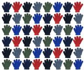 Assorted Kids Gloves In Many Colors