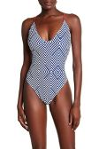 Yacht & Smith Missy Womens Swimsuit, Fashion One Piece Bathing Suit Tank (Beach, XLarge)
