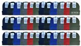 Yacht & Smith Kids Winter Beanie Hat Assorted Colors 36 pack