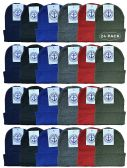 Yacht & Smith Kids Winter Beanie Hat Assorted Colors 24 pack