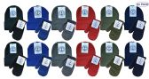 Yacht & Smith Wholesale Kids Beanie and Glove Sets (Beanie Mitten Set, 24)