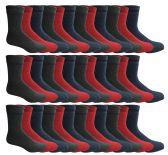 Yacht & Smith Women's Warm Thermal Boot Socks 48 pack
